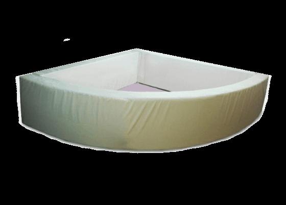 Сухой, угловой, интерактивный бассейн