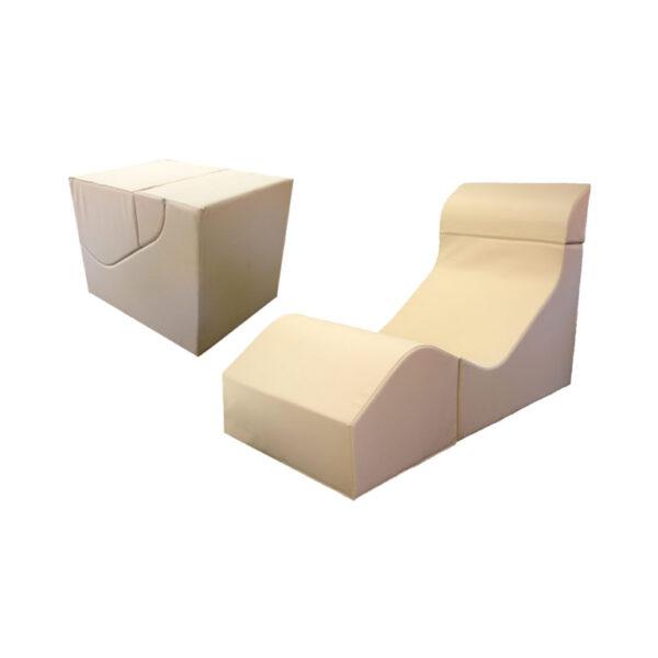 Детское складное кресло «Трансформер»