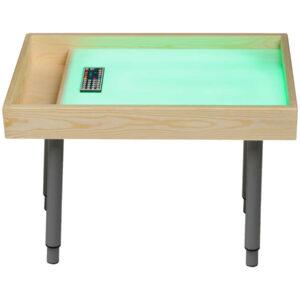 Столик для рисования песком (разная подсветка)