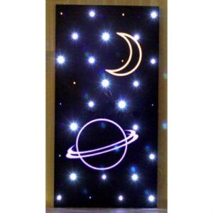 Интерактивное панно «Ночное небо».