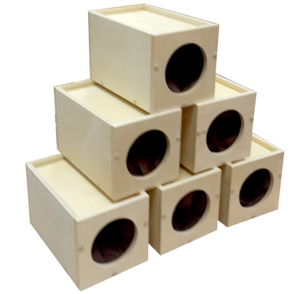 Набор тактильных ячеек (6 шт)